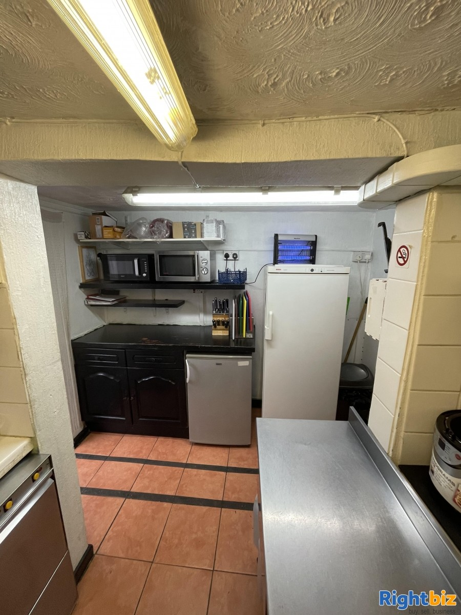 Thai/British Cafe for sale with A3 permission Reduced price - £5k annual rent - Image 10