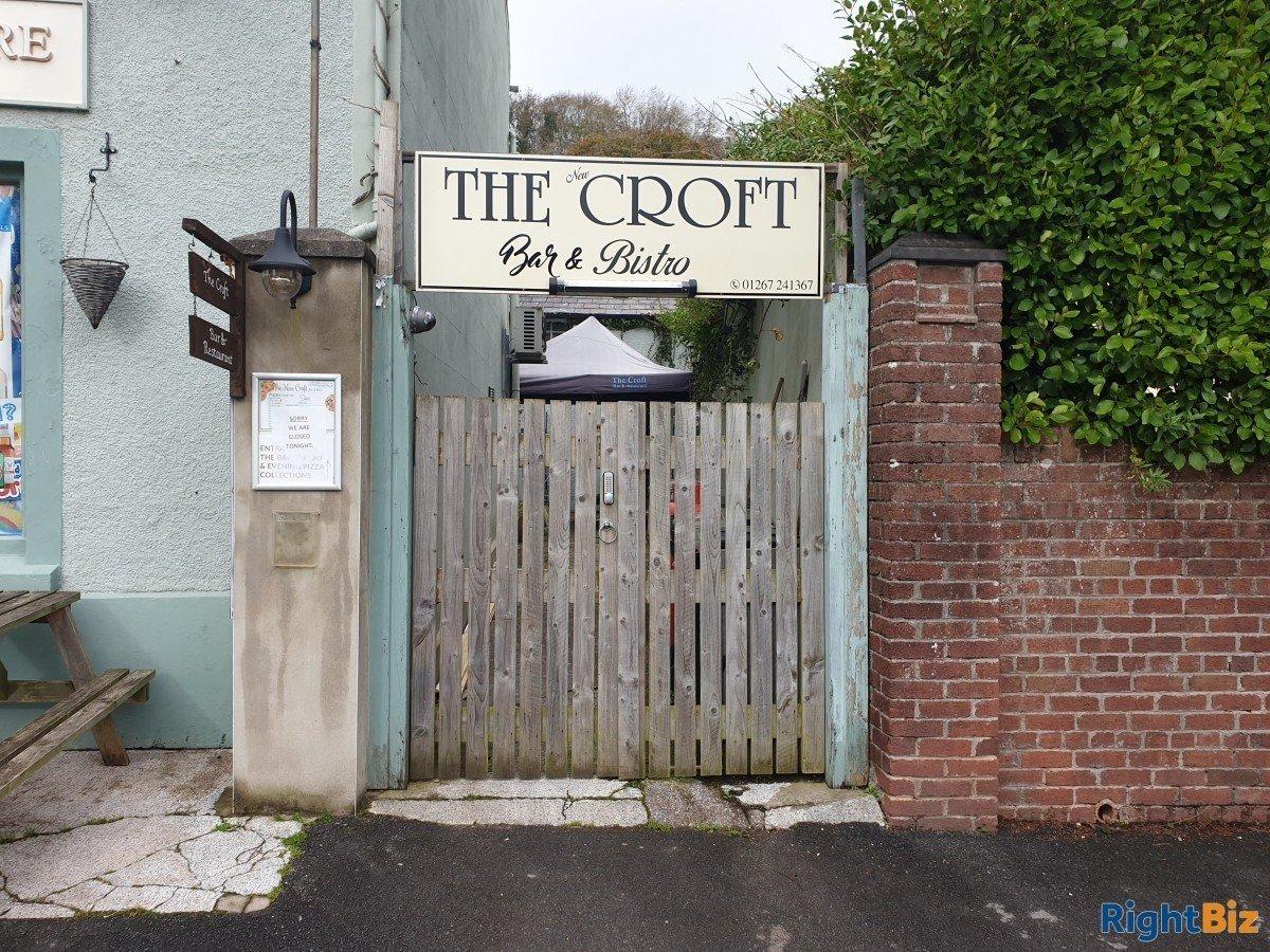 Coastal village shop with Free House bar & restaurant with accommodation. - Image 10