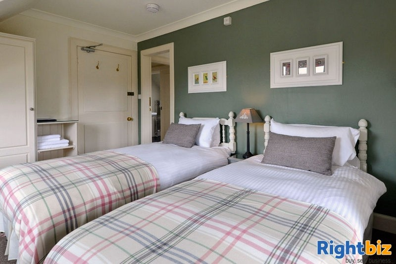 Exceptional 6-Bedroom Guest House with Stunning Views in Pitlochry - Image 10
