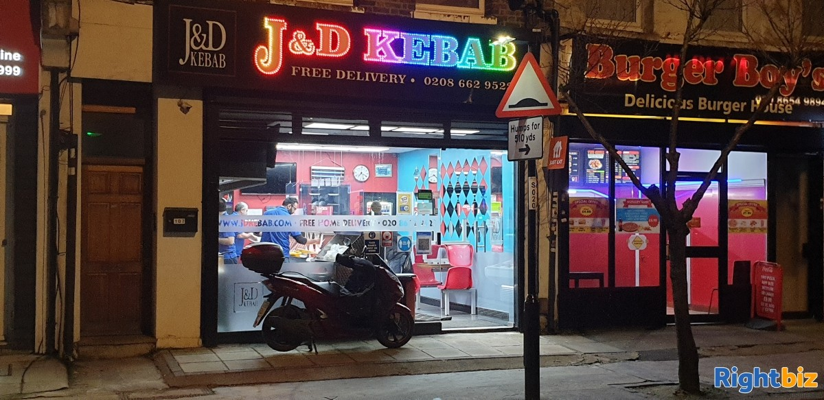 Kebab takeaway for sale to rent in London - Image 10