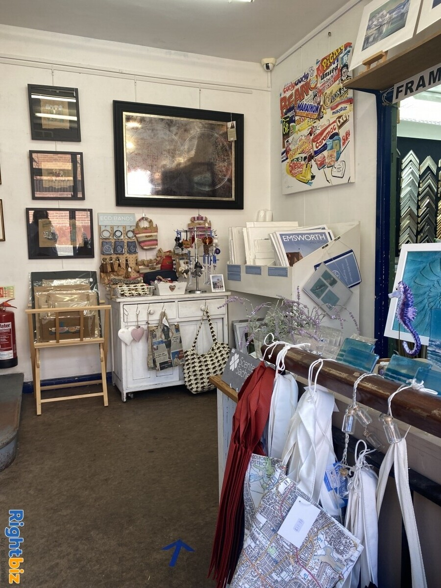 Well Established Picture Framing and Art gallery in Southsea, Hampshire - Image 10