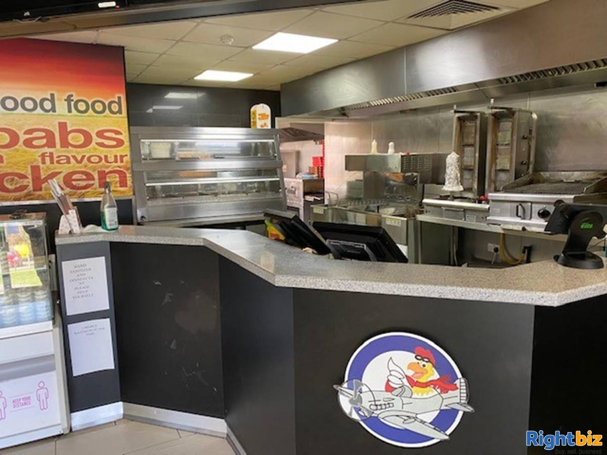 Leasehold Fast Food Takeaway Located In Castle Bromwich - Image 10