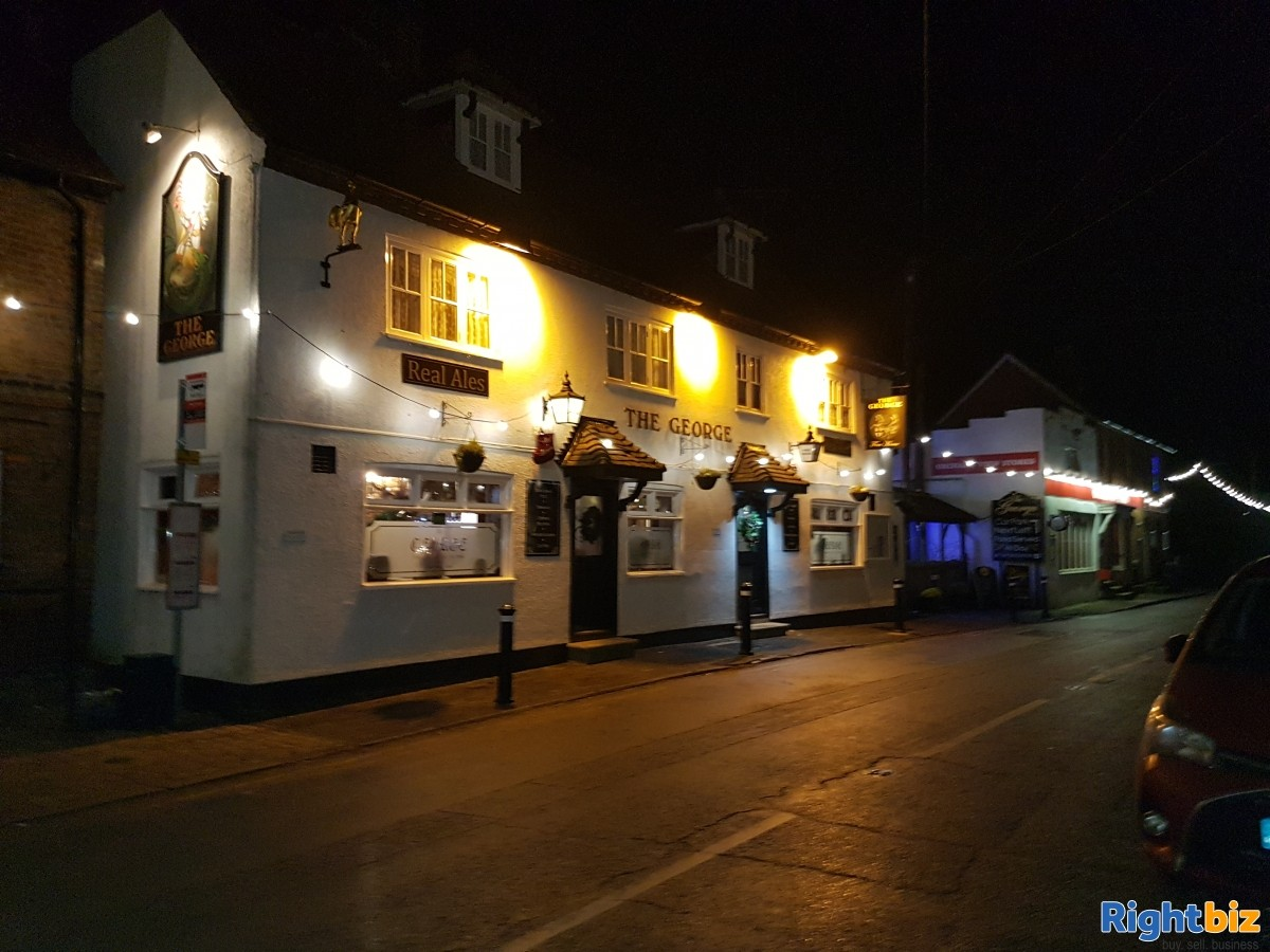 Freehold pub with large accommodation and outside space in Yalding Kent - Image 10