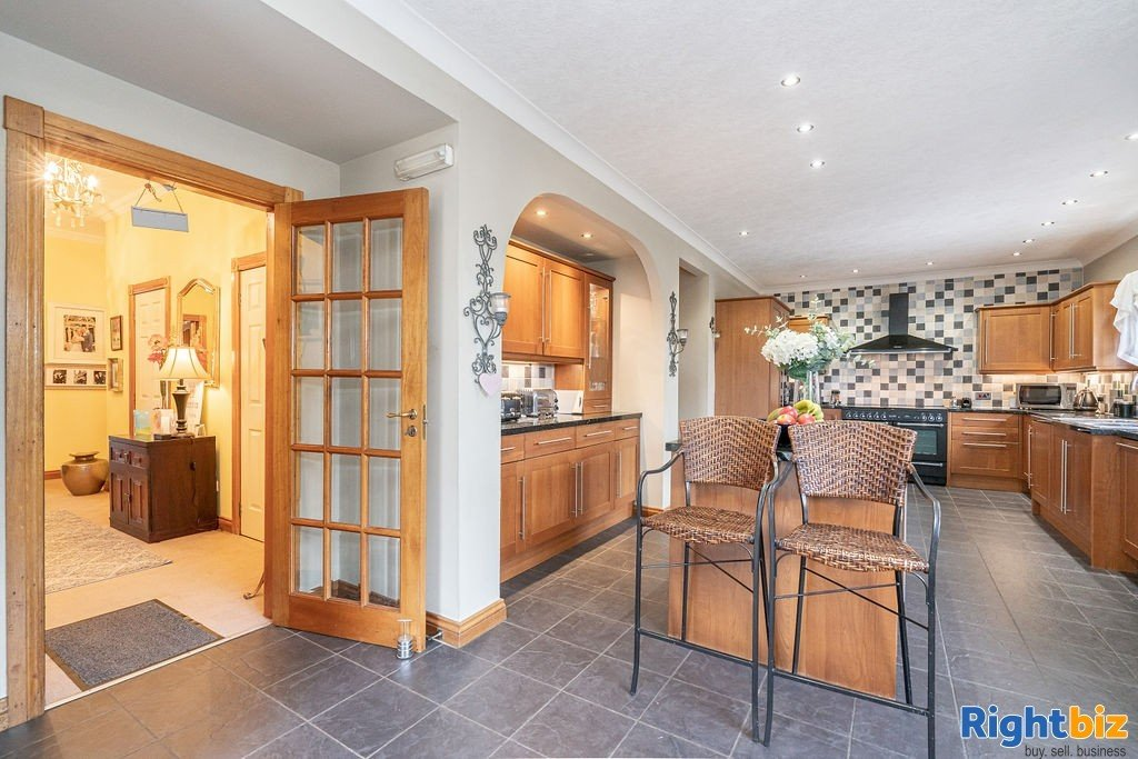 Stunning B&B in rural but very accessible location in the heart of East Lothian (ref 1371) - Image 10
