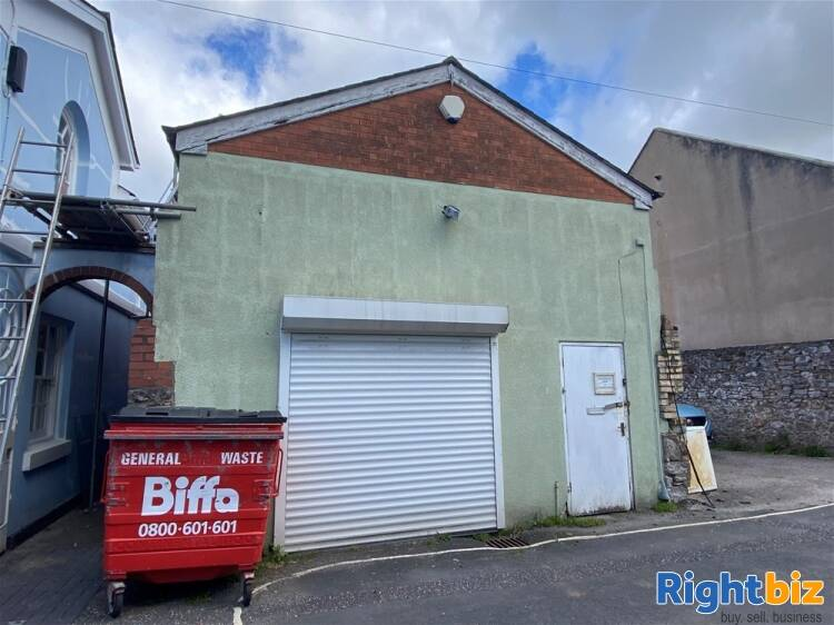 High street retail office premises and garaging, for sale by public auction 27th May 2021 For Sale in Newton Abbot - Image 10