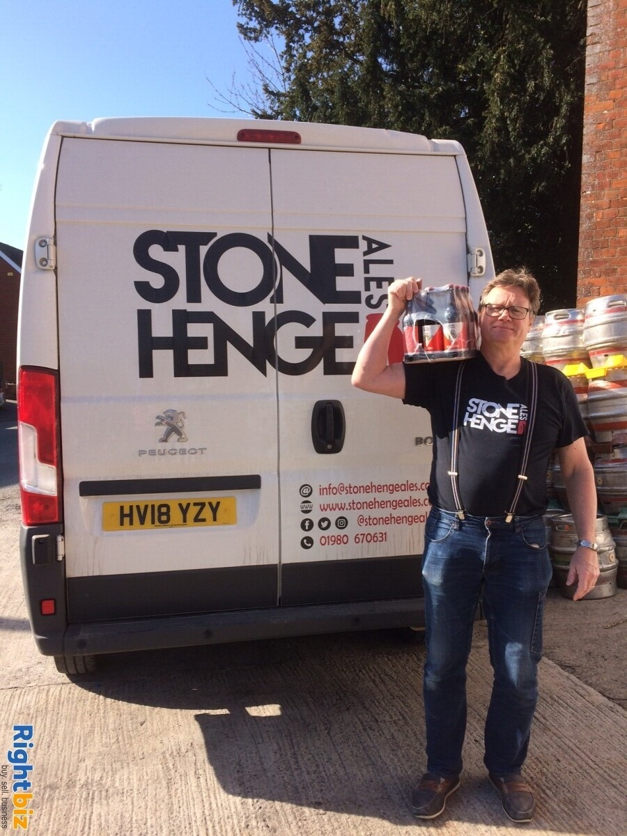 Stonehenge Ales Ltd - One of Wiltshire's oldest Micro Breweries for Sale - Freehold or Leasehold - Image 10