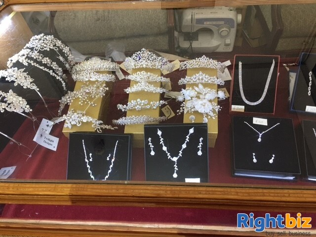 Fully Equipped Bridal Wear Boutique Retail Business for Sale in Wolverhampton - Image 10