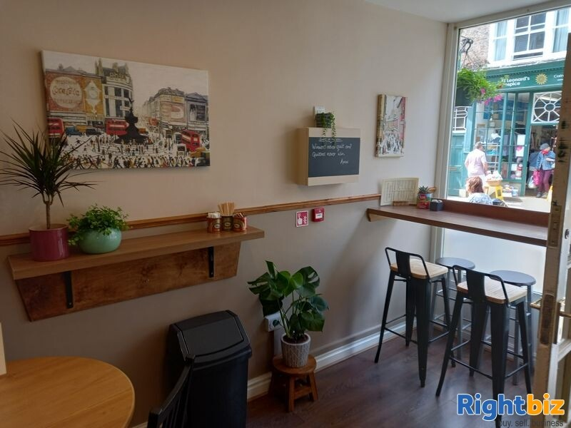 Immaculately presented Sandwich bar / cafe T/a Flick and Alfreds, 24 Fossgate, York, YO1 9TA - Image 10