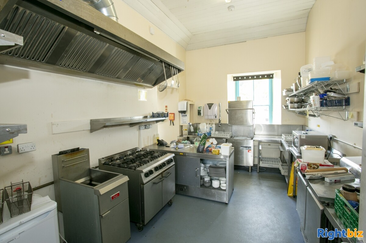 Stunning Well Positioned Cafe Lease Opportunity in Ardrisaig - Image 10