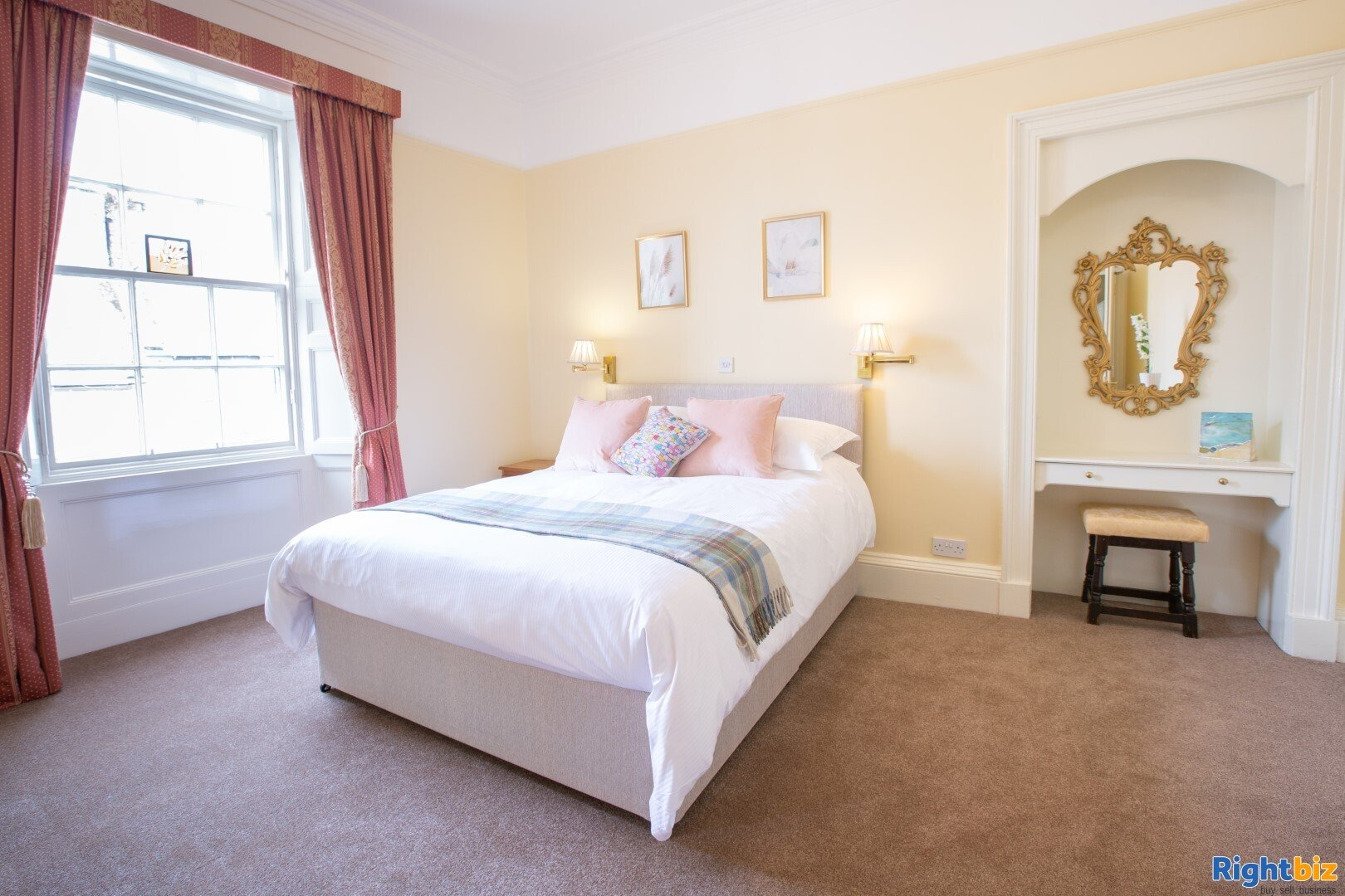 A stunning recently refurbished small Hotel with Restaurant in Kirkcudbright - Image 10
