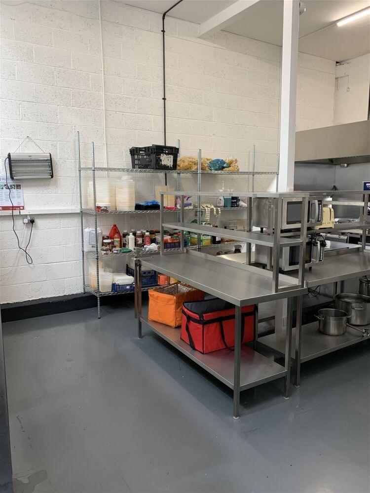Industrial Dark Kitchen Supplying Halal American British Cuisine - Image 10