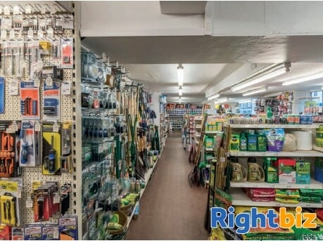 A HIGHLY REPUTABLE HARDWARE, HOUSEHOLD, GARDENING AND DECORATING SUPPLIES STORE - Image 10