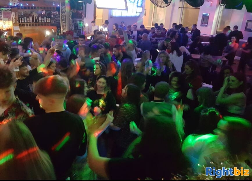 CARMARTHENSHIRE (LLANELLI) WELL ESTABLISHED AND HIGHLY PROFITABLE LATE NIGHT VENUE - Image 10