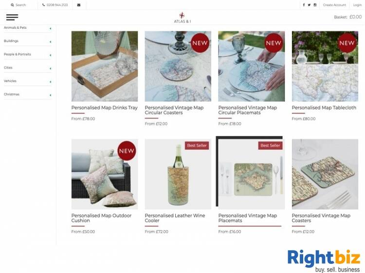 Extremely popular unique personalised gift business for sale - Image 10