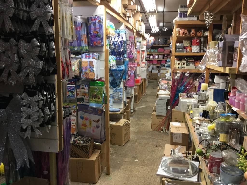 Well Stocked & Busy Party Accessories Shop - Image 11