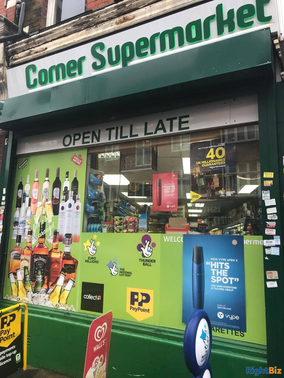 Convenient Store For sale in London Leasehold  - Image 11
