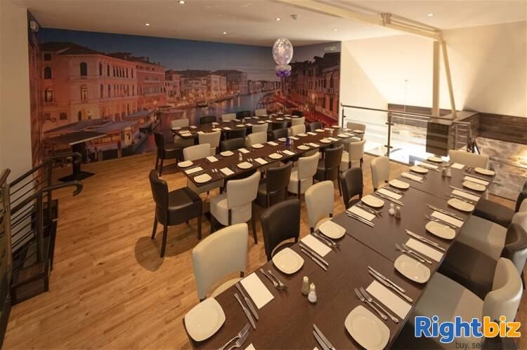 STUNNING TOWN CENTRE LICENSED ITALIAN RESTAURANT IN THE CENTRAL LOWLANDS OF SCOTLAND - Image 11