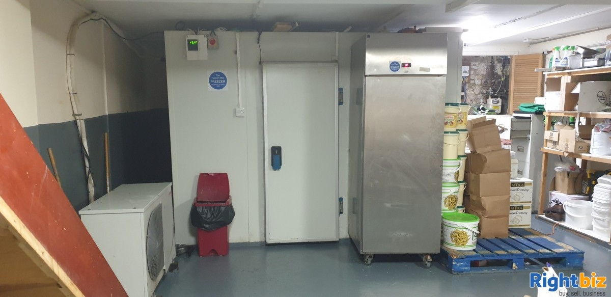 Kebab takeaway for sale to rent in London - Image 11