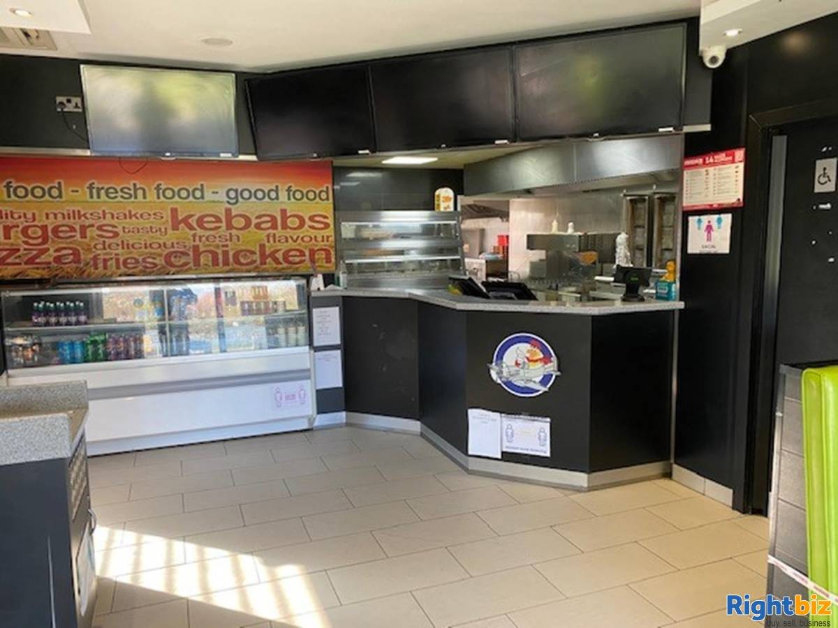 Leasehold Fast Food Takeaway Located In Castle Bromwich - Image 11