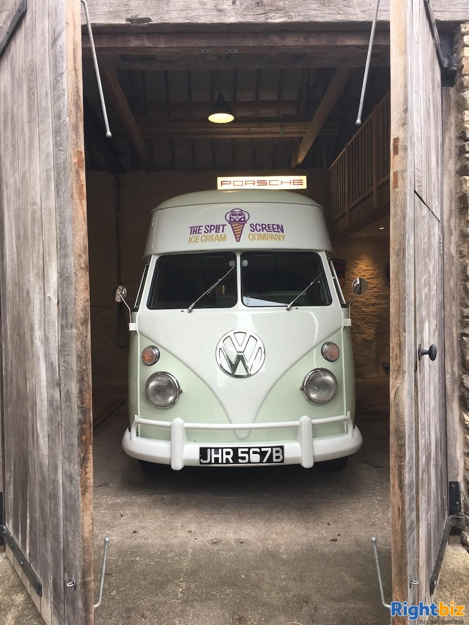 Vintage VW Ice Cream Van business x 3 units - The Split Screen Ice Cream Co. - Image 11