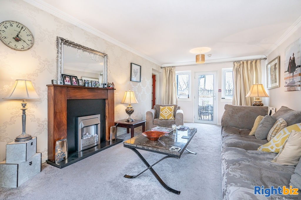Stunning B&B in rural but very accessible location in the heart of East Lothian (ref 1371) - Image 11