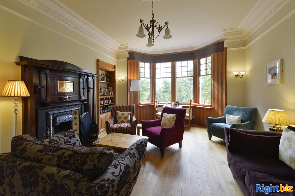 4-star gold bed & breakfast operation that sits peacefully within the picturesque highland town - Image 11
