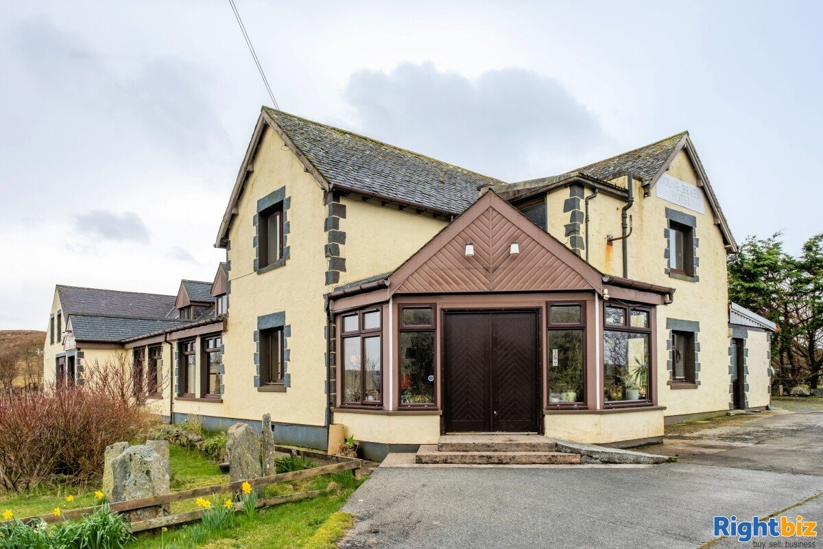 Doune Braes Hotel for Sale on the stunning Isle of Lewis, Scotland - Image 11