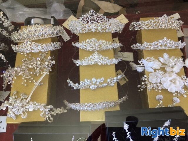 Fully Equipped Bridal Wear Boutique Retail Business for Sale in Wolverhampton - Image 11