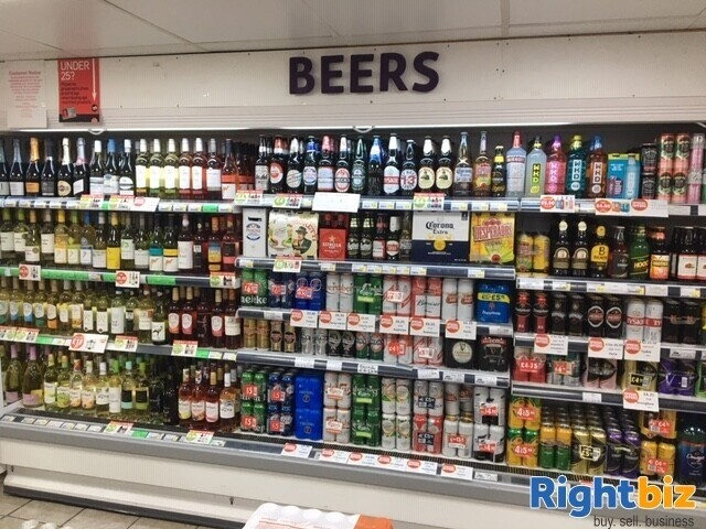 Low Rent Off licence Shop with Flat for sale - Image 11
