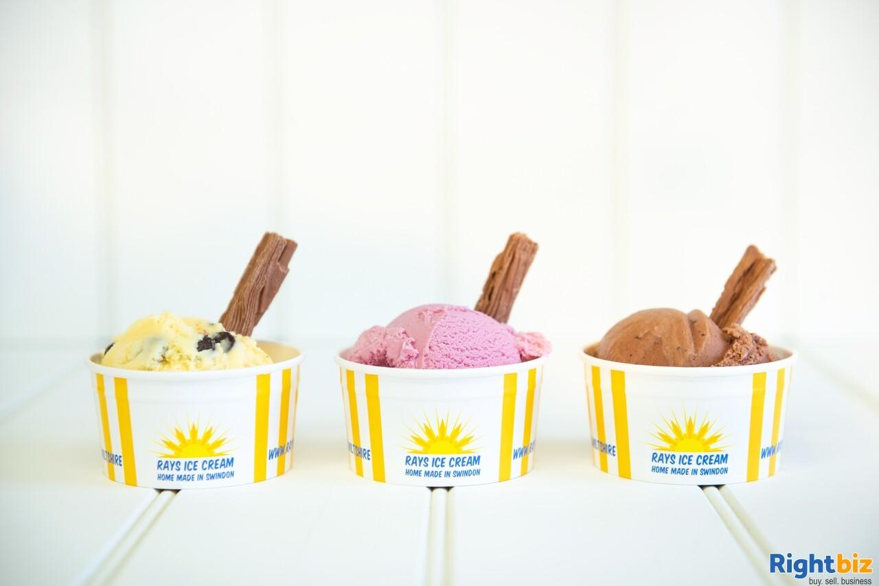 Growing, premium ice cream business - parlour, manufacturing, wholesale, events - Image 11