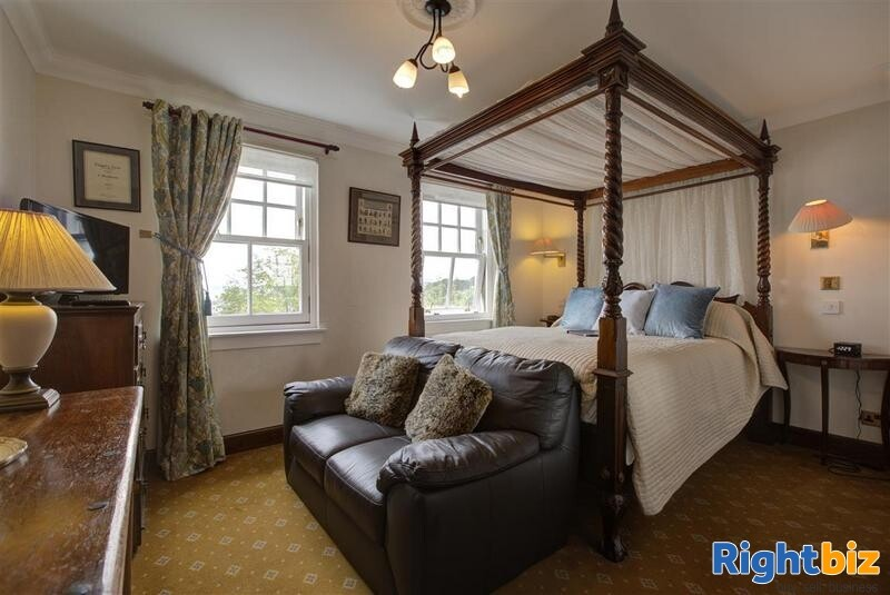 Charming 6-Bedroom Guest House on the Isle of Mull - Image 11