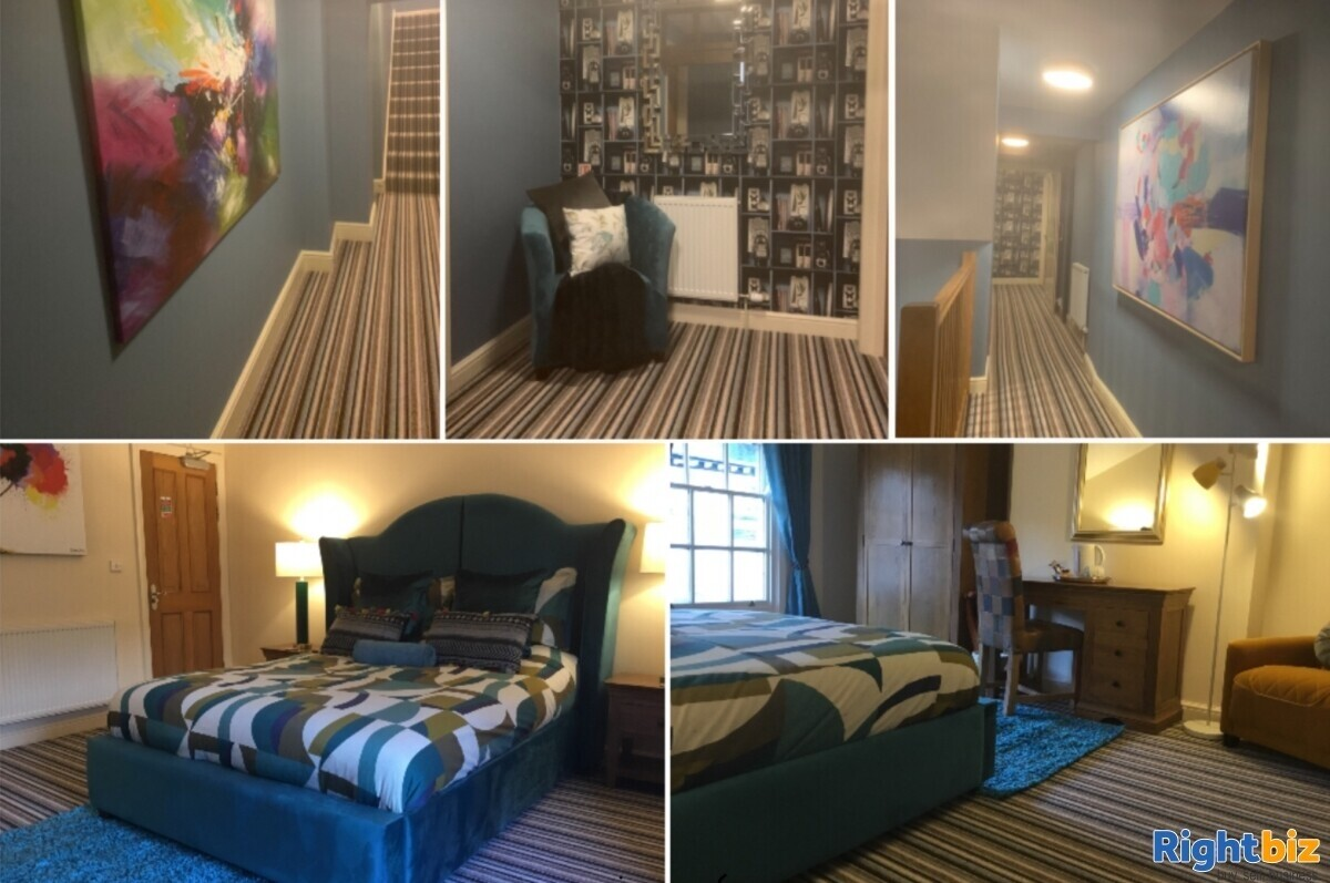 Stunning Boutique Inspired Hotel & Tea Room / Restaurant In Powys For Sale - Image 11