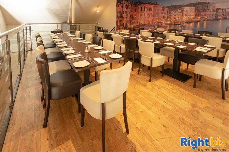 STUNNING TOWN CENTRE LICENSED ITALIAN RESTAURANT IN THE CENTRAL LOWLANDS OF SCOTLAND - Image 12