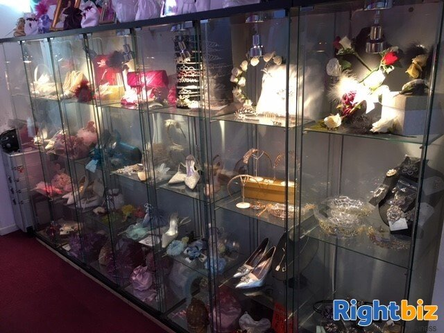 Fully Equipped Bridal Wear Boutique Retail Business for Sale in Wolverhampton - Image 12