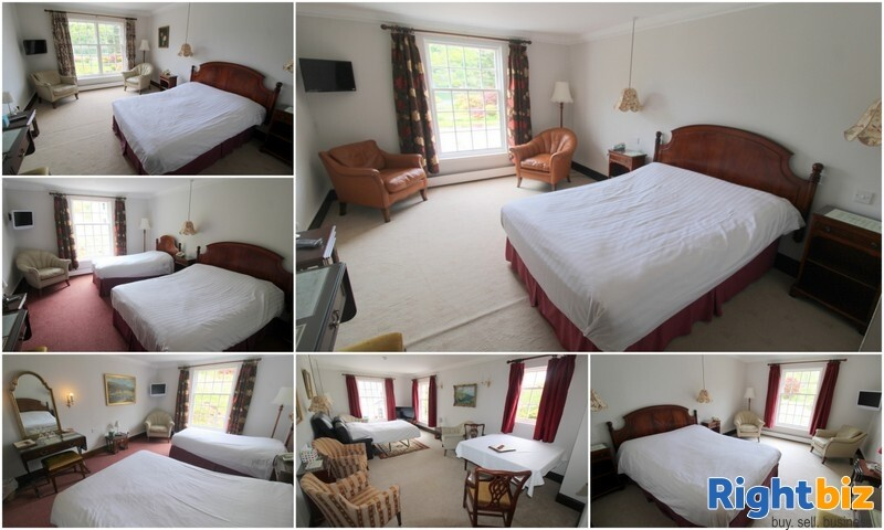 Spectacular 18-Bedroom Hotel within Beautiful Loch-Side Setting, near Oban - Image 12