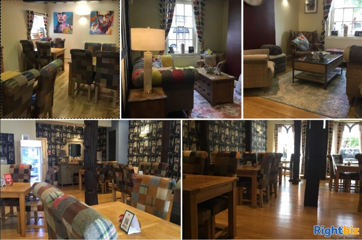 Stunning Boutique Inspired Hotel & Tea Room / Restaurant In Powys For Sale - Image 12