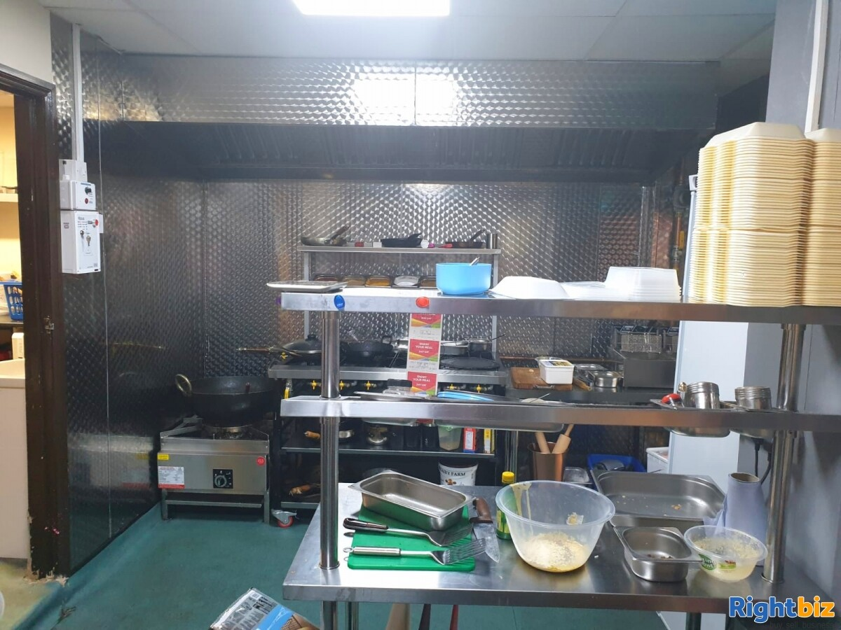 Fully Equipped Indian Restaurant and Cafe in Birmingham A3/A5 Takeaway - Image 12