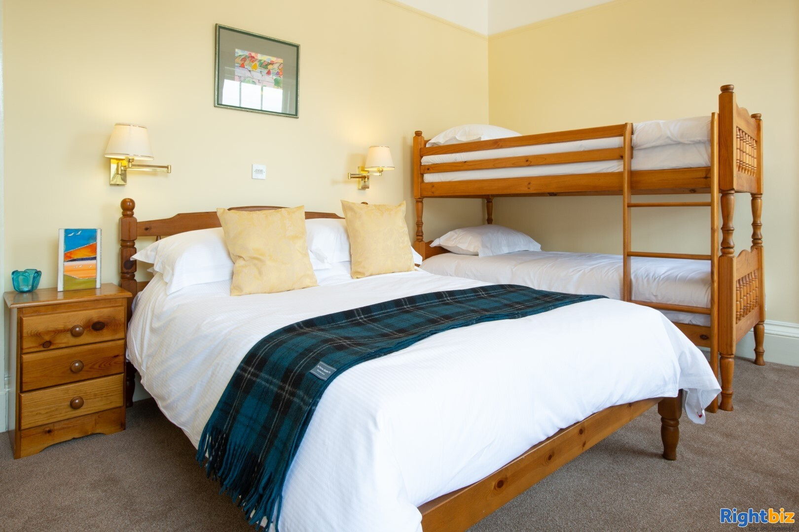 A stunning recently refurbished small Hotel with Restaurant in Kirkcudbright - Image 12