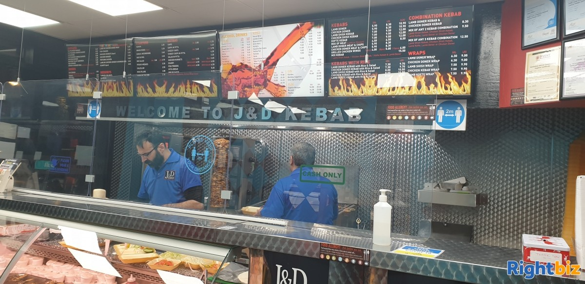 Kebab takeaway for sale to rent in London - Image 13