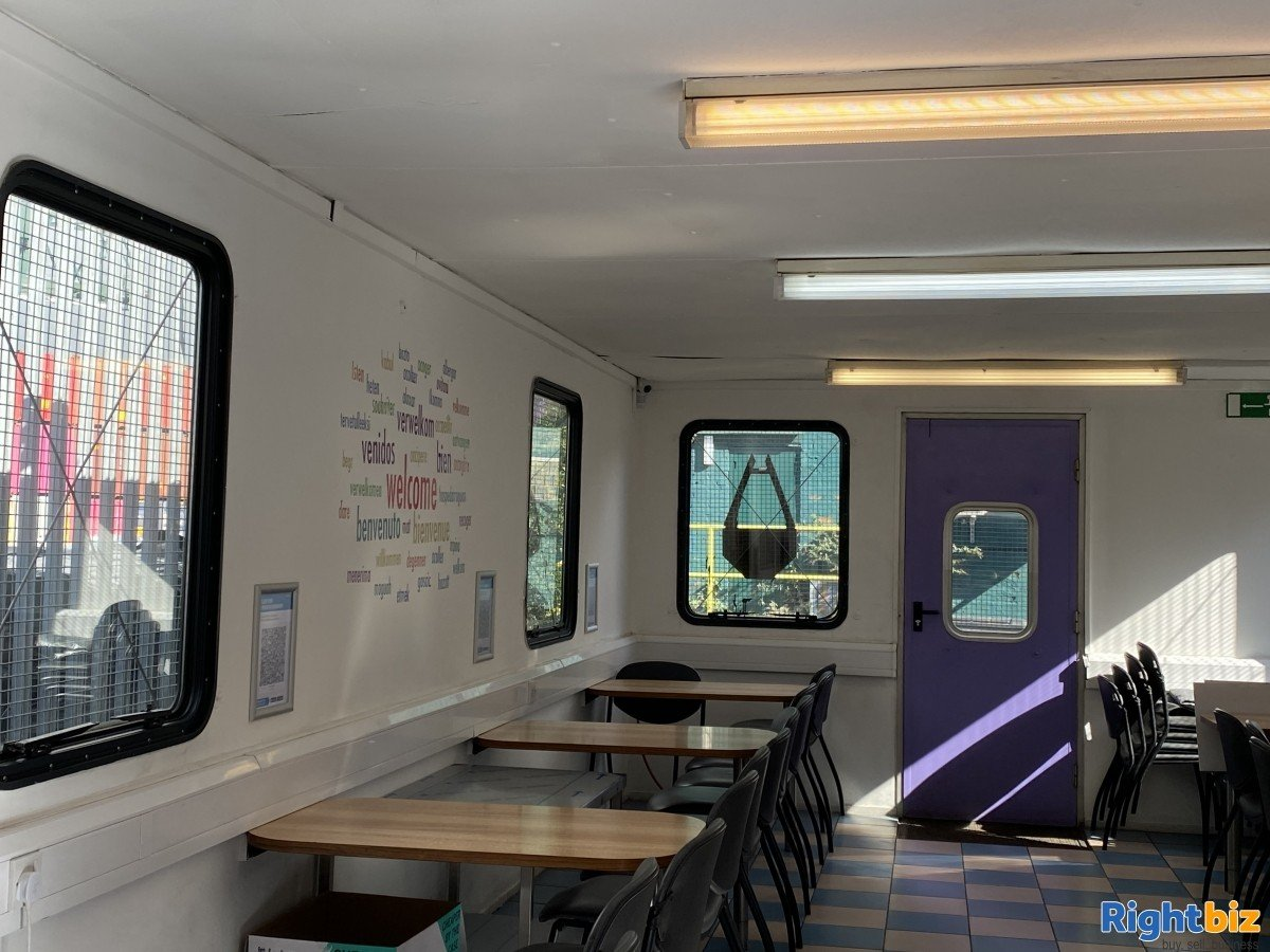 The Cabin Cafe in Birmingham - Image 13