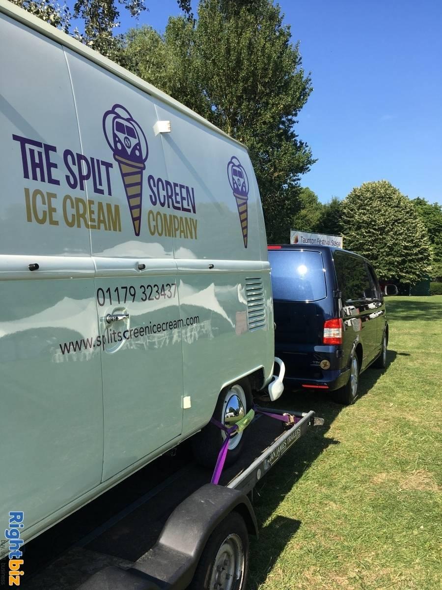 Vintage VW Ice Cream Van business x 3 units - The Split Screen Ice Cream Co. - Image 13