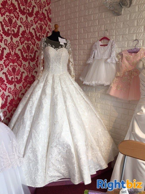 Fully Equipped Bridal Wear Boutique Retail Business for Sale in Wolverhampton - Image 13