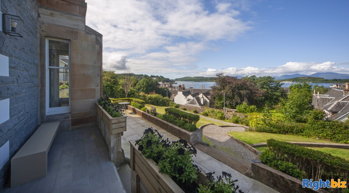 Luxury Victorian Villa for Sale in the heart of Oban, Scotland - Image 13