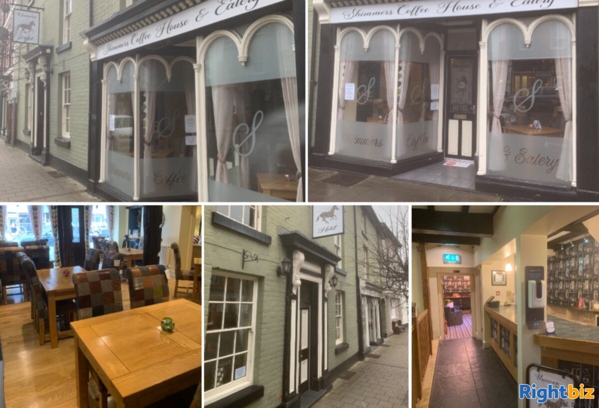 Stunning Boutique Inspired Hotel & Tea Room / Restaurant In Powys For Sale - Image 13