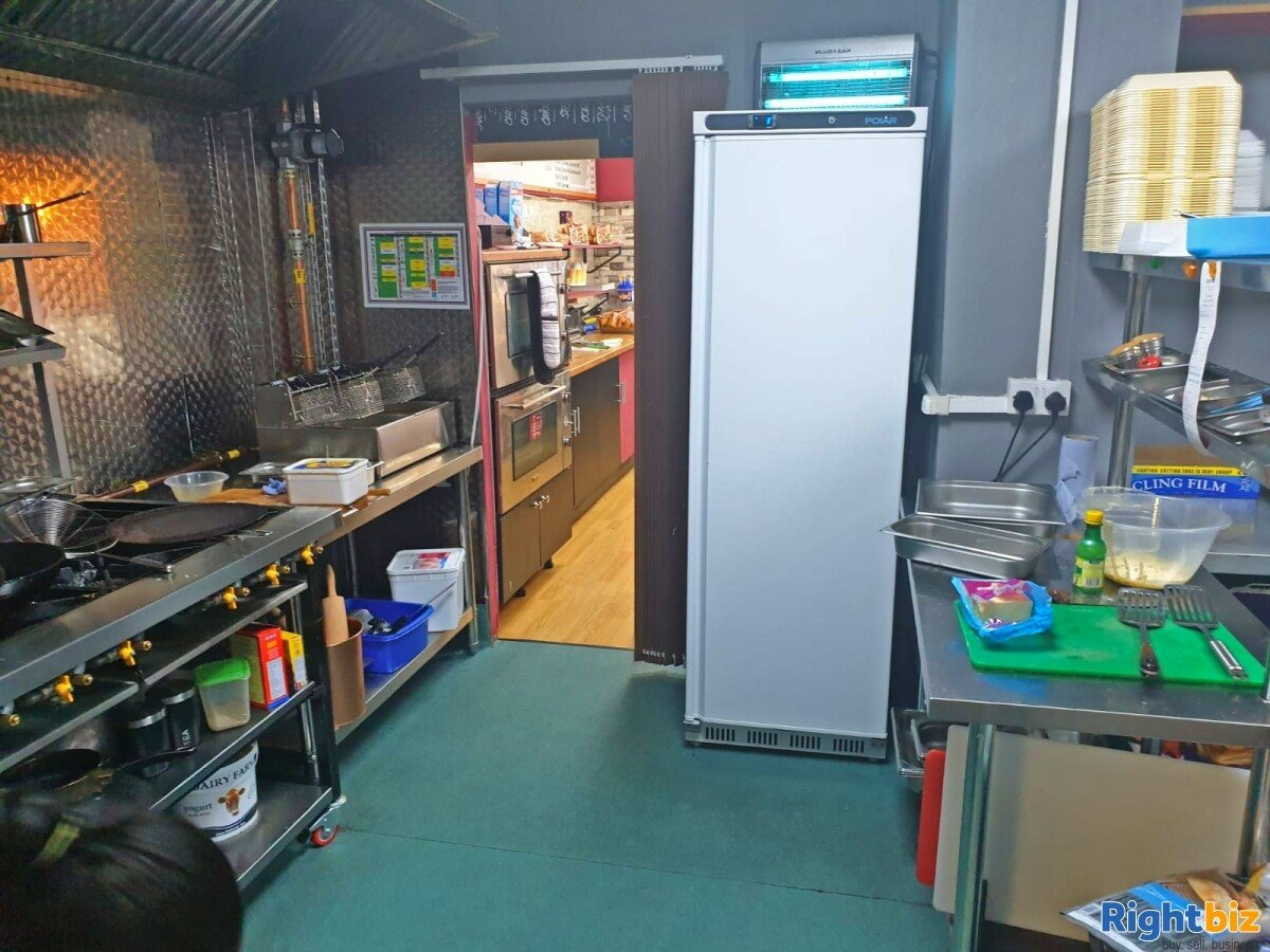 Fully Equipped Indian Restaurant and Cafe in Birmingham A3/A5 Takeaway - Image 13