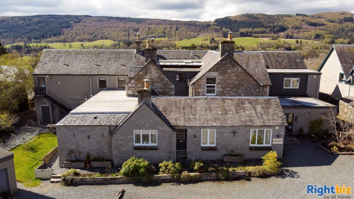 Stunning Guest House for Sale in the Heart of Pitlochry - Image 13