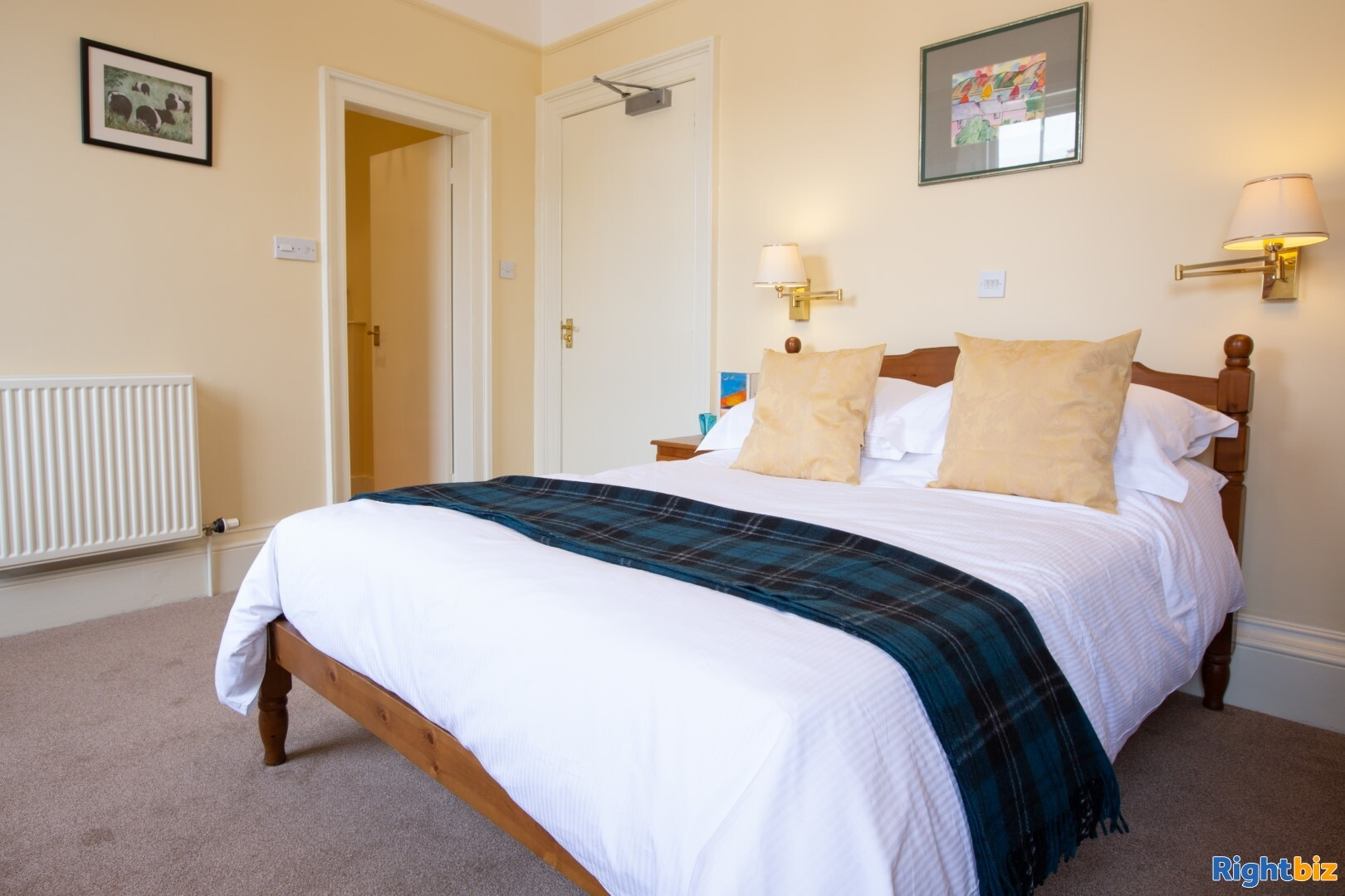 A stunning recently refurbished small Hotel with Restaurant in Kirkcudbright - Image 13
