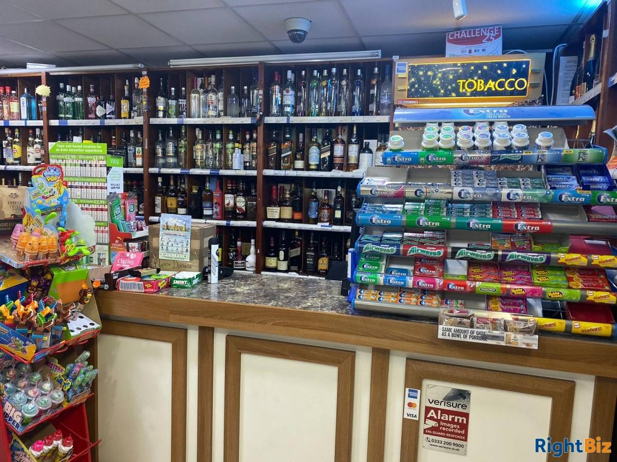 Convenient Store For sale in Slough Leasehold - Image 14