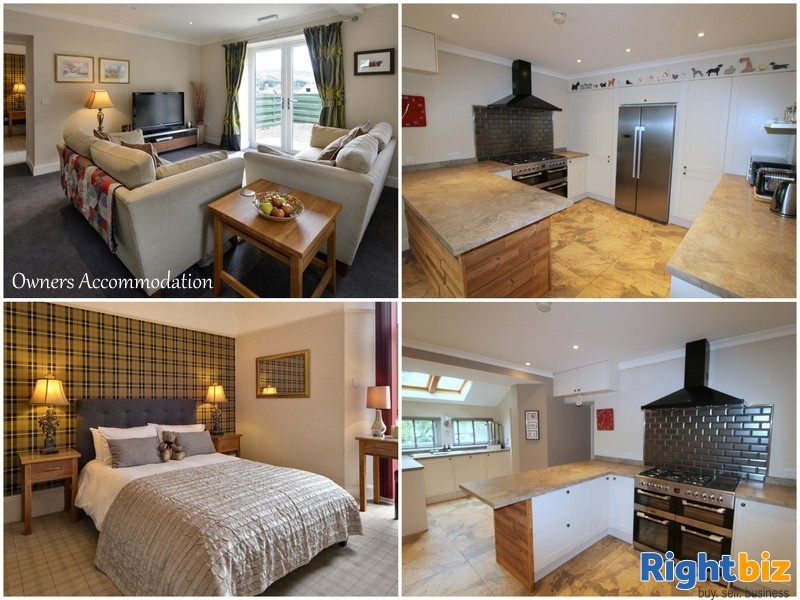 Exceptional 6-Bedroom Guest House with Stunning Views in Pitlochry - Image 14