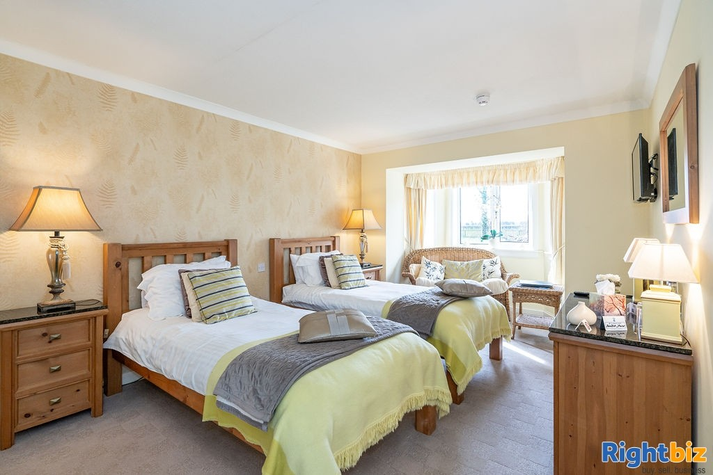 Stunning B&B in rural but very accessible location in the heart of East Lothian (ref 1371) - Image 14
